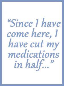 POTS Treatment Results - Reduced Medications